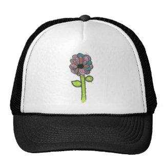 Flower Power Hats