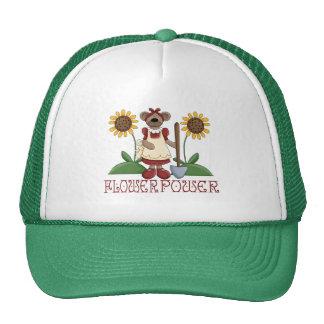 Flower Power Hat