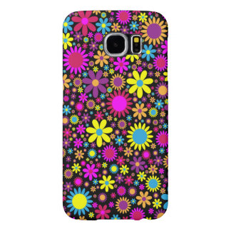 Flower Power Hippie Samsung Galaxy S6 case
