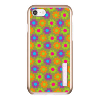 Flower Power Incipio DualPro Shine iPhone 8/7 Case
