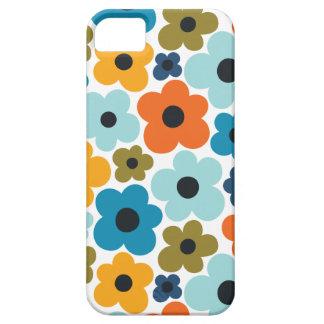 Flower Power Pattern iPhone 5 Case
