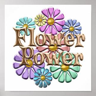 Flower Power Poster