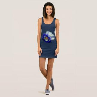 Flower Power. Sleeveless Dress