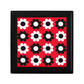 Flower Power Small Square Gift Box