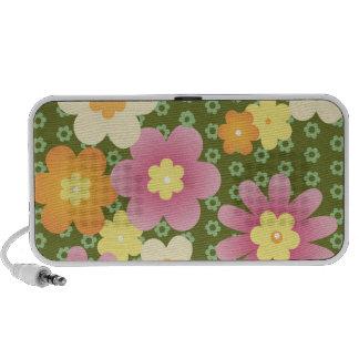Flower Power Mini Speaker