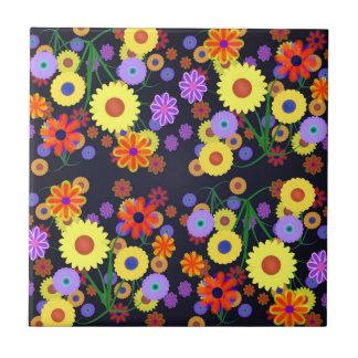 Flower Power Tile