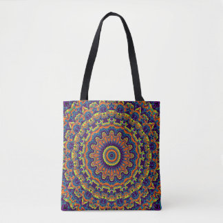 Flower Power... Tote Bag