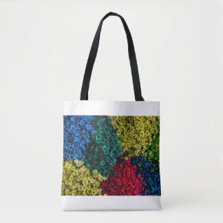 Flower Power Tote Bag