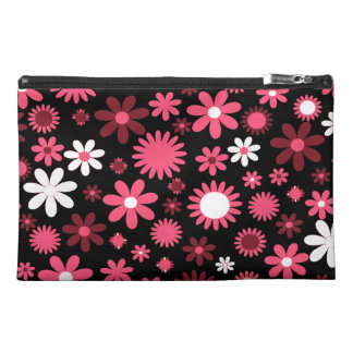 Flower Power Travel Accessory Bag