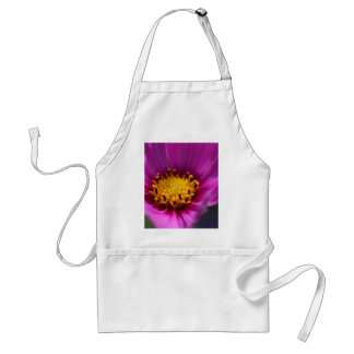 Flower Purple Apron