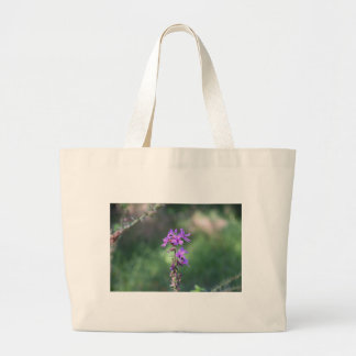 flower_purple.JPG Large Tote Bag