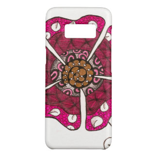Flower Samsung Galaxy S8, Barely There Phone Case