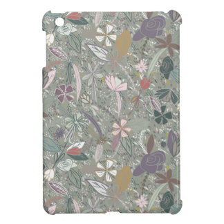 Flower seeds Morning mist iPad Mini Cover