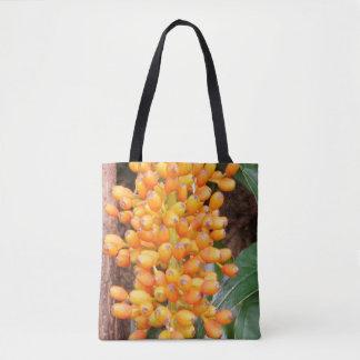 Flower Seeds Tote Bag