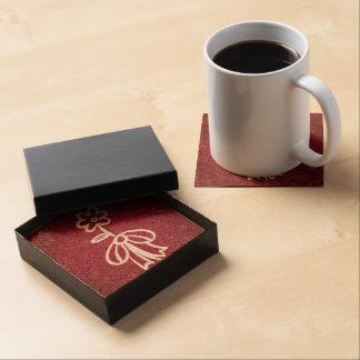 Flower Sexies Minimal Beverage Coasters