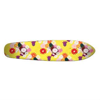 Flower shop skateboard