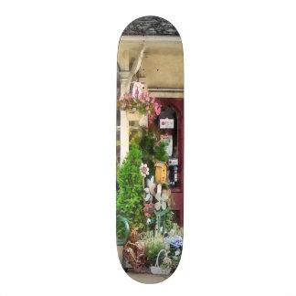 Flower Shop With Birdhouses Strasburg PA Skate Boards