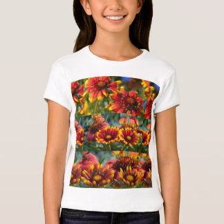 Flower Show : Different Stages of Wild Bloom T Shirts