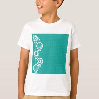Flower Silhouettes T-Shirt