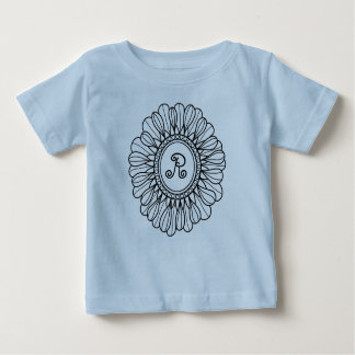 Flower Single Baby T-Shirt
