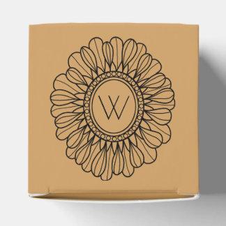 Flower Single Favour Box