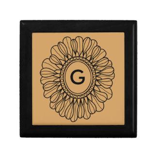 Flower Single Gift Box