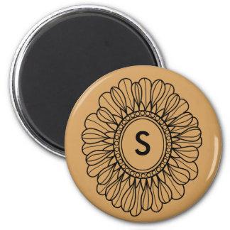 Flower Single Magnet