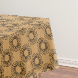 Flower Single Tablecloth