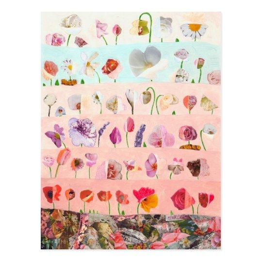 Flower Soul Postcard