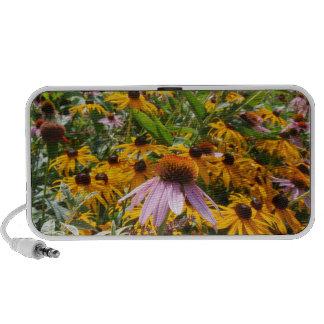 flower sound travel speaker