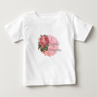 FLOWER SPECIAL MOMENTS BABY T-Shirt