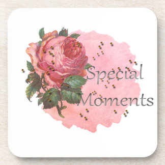 FLOWER SPECIAL MOMENTS COASTER