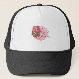 FLOWER SPECIAL MOMENTS TRUCKER HAT