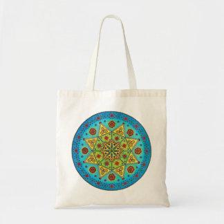 Flower Star Tote Bag