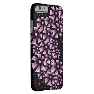 flower Stars- iphone cover/case Barely There iPhone 6 Case