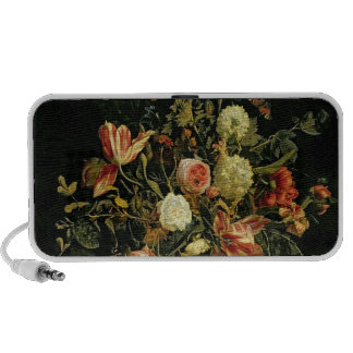 Flower Still Life, 1706 Notebook Speaker