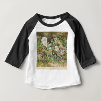 Flower Study - John Jessop Hardwick Baby T-Shirt