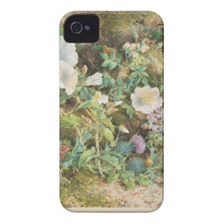 Flower Study - John Jessop Hardwick iPhone 4 Case-Mate Cases