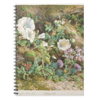 Flower Study - John Jessop Hardwick Notebook