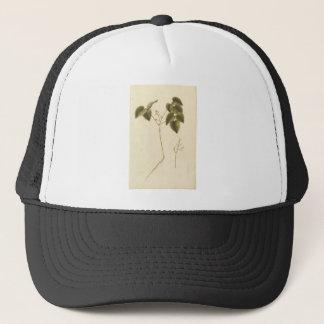 Flower Study - Watercolor Trucker Hat