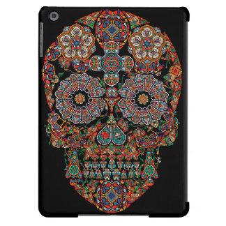 Flower Sugar Skull Apple iPad Air Case