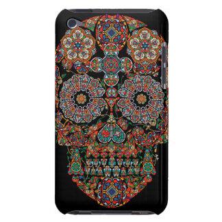 Flower Sugar Skull iPod Touch Case