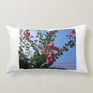 Flower-SUNday! Lumbar Cushion