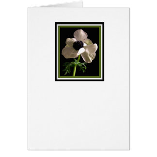 Flower Sympathy Card