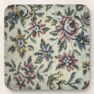 Flower Tapestry Coaster