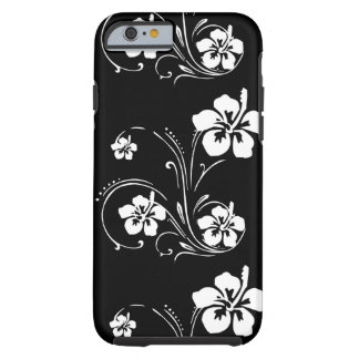 Flower Tattoo Tough iPhone 6 Case