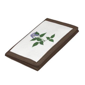 Flower Trifold Wallet