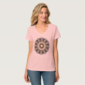 Flower Triskele celtic T-Shirt
