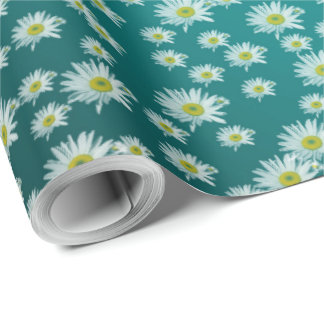 flower,unique, glossy Wrapping Paper, colorful, Wrapping Paper