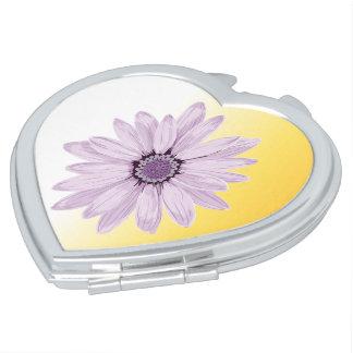 Flower Vanity Mirror